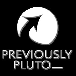 Previously Pluto